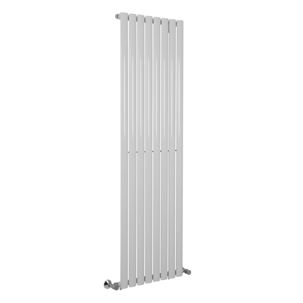 radiateur eau chaude design norden 850w 1600 x 480 blanc chauffage central ebay. Black Bedroom Furniture Sets. Home Design Ideas