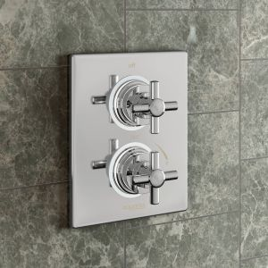 Hartwell Thermostatic Concealed Shower Valve