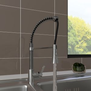 Flexible Hose Kitchen Tap