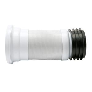 Fluidmaster Euroflo Extendable Flexible Toilet Pan Connector