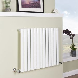 Norden Radiator 600 x 1020 - White - Single
