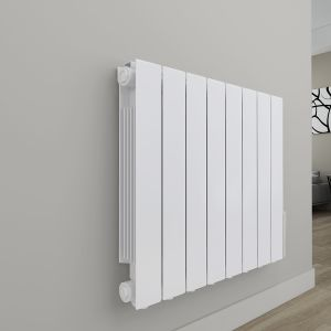 Bismo 1200W oil filled electric radiator