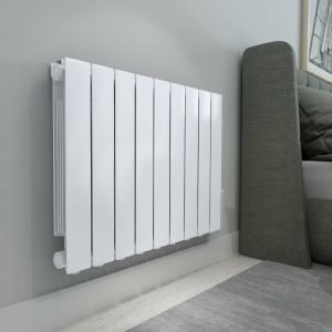 Bismo 1500W oil filled electric radiator