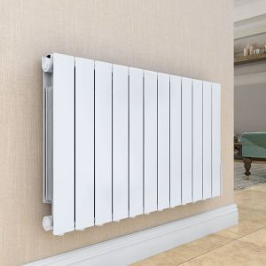 Bismo 2000W oil filled radiator heater