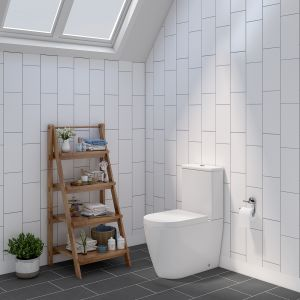 Cordoba Close Coupled Toilet with Soft Close Seat