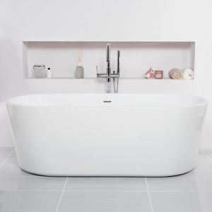 Yang 1675 x 780mm Luxury Freestanding Bath
