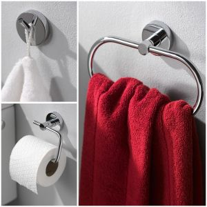 Haceka Kosmos 3 Piece Bathroom Accessory Pack