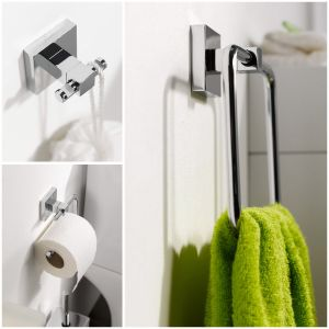Haceka Mezzo 3 Piece Bathroom Accessory Pack