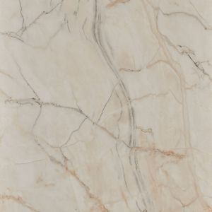 Showerwall Waterproof Wall Panel MDF Square Edge - 2440 x 1200mm - Shell Marble
