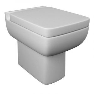 Feel 600 II Back To Wall Toilet & Soft Close Seat