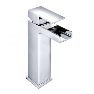 Edessa High Rise Basin Mixer Tap